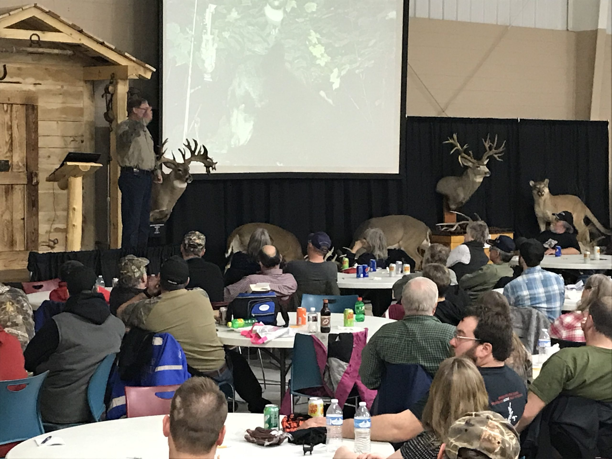 Church Outreach Event for Hunters